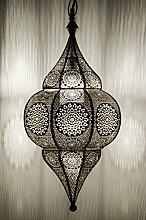 Orientalische Lampe Pendelleuchte Malha 50cm E14