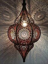 Orientalische Lampe Pendelleuchte Schwarz Malha