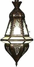 Orientalische Lampe Pendelleuchte Weiß Anya 37cm