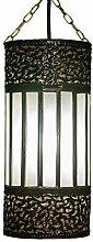 Orientalische Lampe Pendelleuchte Weiß Samir 35cm