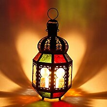 Orientalische Laterne Marokkanische Laterne Lampe Leuchte Tamani Dekoration Gartenlaterne Marokkanisch Orien