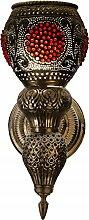 Orientalische Marokkanische Arabische Wandlampe Wandleuchte lampe Leuchte Aktab - 35cm