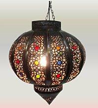 Orientalische Marokkanische Lampe Leuchte - Ball -