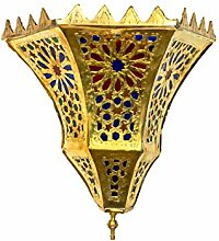 orientalische Messing wand leuchte Handan