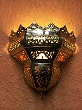 orientalische orient Messing wandlampe Afrah