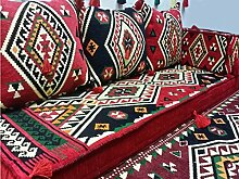 Orientalische Sitzecke,Kilim Kissen,Kilim