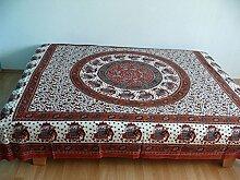 Orientalische Tagesdecke Bettüberwurf