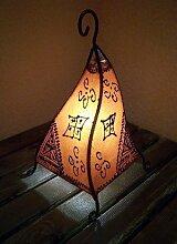 Orientalische Tischlampe Marrakesch 35cm