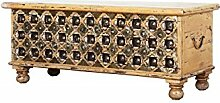 Orientalische Truhe Kiste aus Holz Burhan -1-