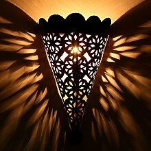 Orientalische Wand-Lampe marokkanische