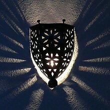 Orientalische Wandlampe arabische Leuchte