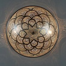 Orientalische Wandlampe handgefertigte Wandleuchte