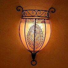 Orientalische Wandlampe marokkanische Wandleuchte