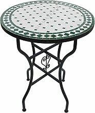 Orientalischer Mosaiktisch Rund Ø 60 cm