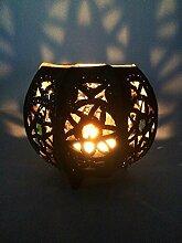 Orientalischer Orient Marokkanischer Garten Windlicht Bisar
