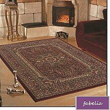 Orientalischer Teppich Granada - Klassischer Teppich mit orientalisch-europäischen Designs (160 x 230 cm)