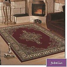 Orientalischer Teppich Istanbul - Klassischer Teppich mit orientalisch-europäischen Designs (160 x 230 cm)