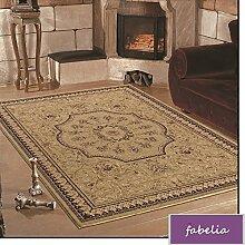 Orientalischer Teppich Marseille - Klassischer Teppich mit orientalisch-europäischen Designs (160 x 230 cm)