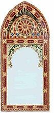 Orientalischer Wandspiegel Sharif Mosaik