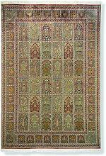 ORIENTTEPPICH 185/185 cm Multicolor