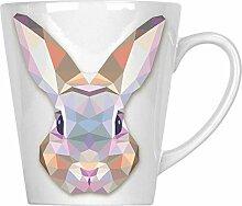 Origami Bunny Wasserfarben Neuheit 34 cl Latte