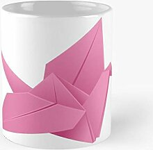 Origami Crane Classic Mug