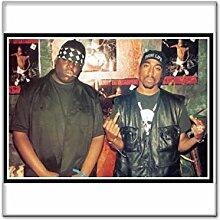 Original 2Pac Tupac Shakur und Notorious Big