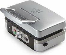 Original 3in1 Grill und Toaster: Waffeleisen,