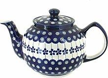 Original Bunzlauer Keramik Teekanne 1,00 Liter im