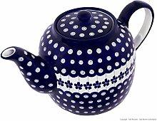 Original Bunzlauer Keramik Teekanne 1,50 Liter im