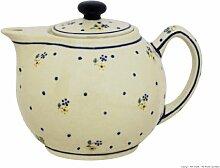 Original Bunzlauer - moderne Teekanne 1.0 Liter im