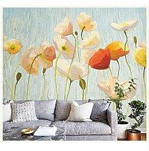 Original Design Lotus Blume Wandbilder Tapete Für