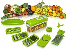 Original Genius Nicer Dicer Plus Set , 10-tlg.