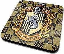 Original Harry Potter Hufflepuff Quidditch-Flagge