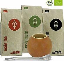 Original Mate Tee Set Bio │300g Bio Matetee +
