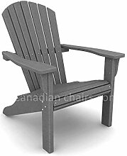 Original Muskoka oder Adirondack Stuhl aus