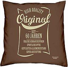 Original seit 60 Jahren : Kissen inkl. Füllung :