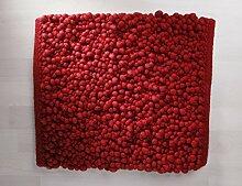 Originaler Handweb Teppich OLBIA COLLINA von Tisca