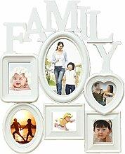 originaltree Family Bilderrahmen Kunststoff Bild