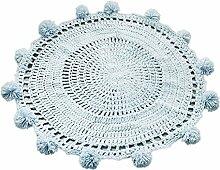 Originaltree Handgefertigte Spielmatte gewebte