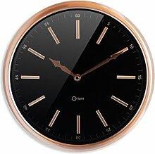 Orium 11870Wanduhr Kupfer Durchmesser 29cm