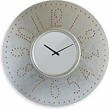 Orium 11905Epic Wanduhr Zink Durchmesser 76cm