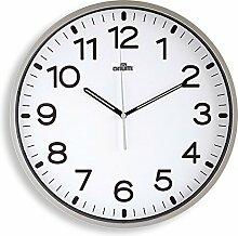Orium Wanduhr lautlos 11679, Durchmesser 30 cm,