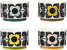 Orla Kiely OK539 Auflaufförmchen, Keramik