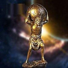 Ornament Figur Skulptur Statuette Griechische