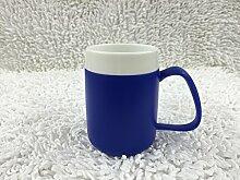 Ornamin Thermobecher Vital konisch geformter Innenbecher blau