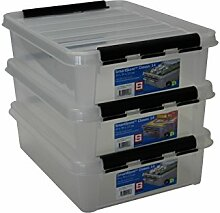 Orthex 35890703 3er Set Clipbox Smart Store