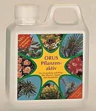 Orus Pflanzenaktiv Pflanzenhilfsmittel flüssiger