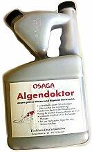 OSAGA Algendoktor gegen grünes Wasser & Algen im