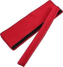OSALADI 2Pcs Kühlschrank Tür Griff Abdeckung Rot